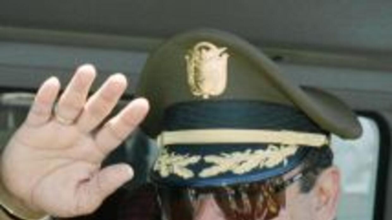 El ex dictador panameño, Manuel Antonio Noriega enfrentará la justicia e...