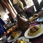 Aileen estuvo de visita por Marruecos