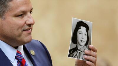 Imagen del juicio a John Feit.