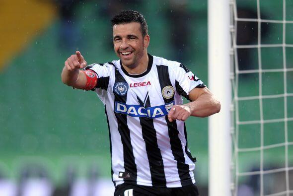 El sorprendente Udinese quería aprovechar que no pudo jugar la 'Juve', p...