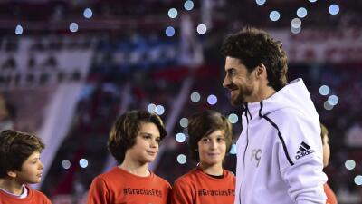 Pablo Aimar regresará al fútbol profesional a sus 38 a&nti...