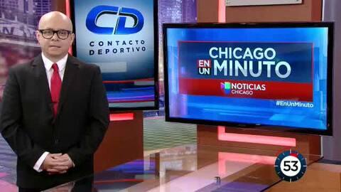 Contacto Deportivo Chicago en un minuto: ¿En peligro la temporada de los...