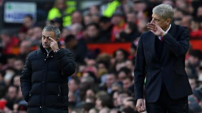 Manchester United y Arsenal, empate agridulce en clásico de Premier League