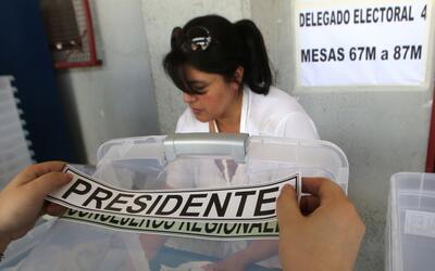 Unos 14,3 millones de personas están habilitadas para votar en es...