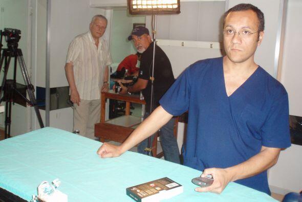 Las cámaras de Aquí y Ahora se trasladaron a San Nicolás, Argentina, don...