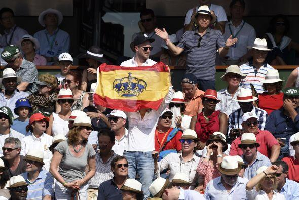 Al interior, pesar de las últimas incidencias, la corona española sigue...