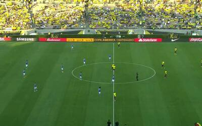 Highlights: Ecuador at Brasil on June 4, 2016