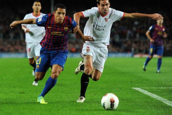 Barcelona debía ganar para seguir como único puntero.