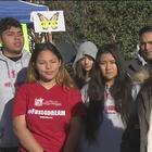Dreamers en Los Ángeles continúa su huelga de hambre para que se apruebe el Dream Act