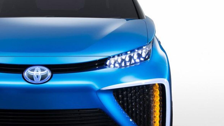 Autos como el FCV demuestran que Toyota ve hacia el futuro.