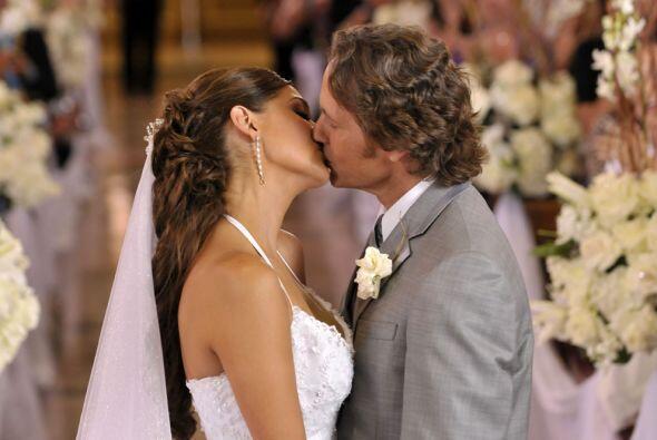 """La boda de """"Eva Luna"""" fue una de las más esperadas y fue vista por 9,7 m..."""