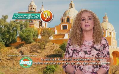 Mizada Capricornio 28 de junio de 2017