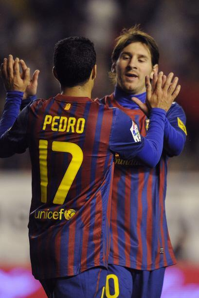 Eso hasta que el ya citado Messi hizo el primer gol.