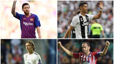 Toma nota, 'gamer' futbolero: estos son los 15 jugadores con mejor puntaje en el FIFA19
