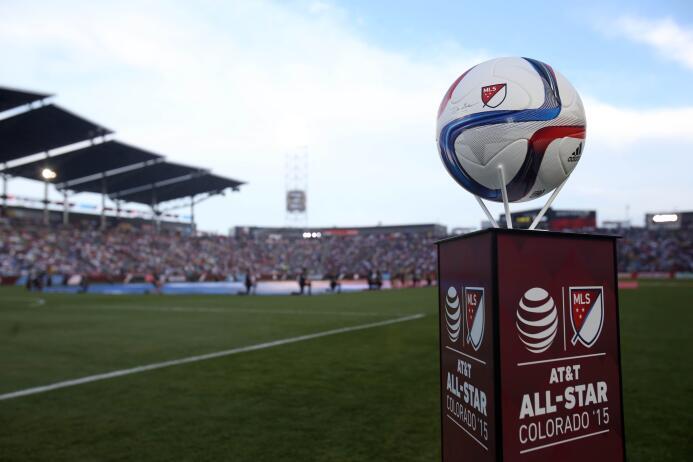 Partido de las Estrellas de la MLS 2015