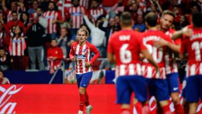 Griezmann, Atlético de Madrid