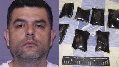 Extraditan a Estados Unidos a un veterinario acusado de traficar heroína en cachorros