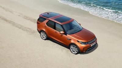 La Land Rover Discovery regresa a Estados Unidos con una tonelada de buen diseño