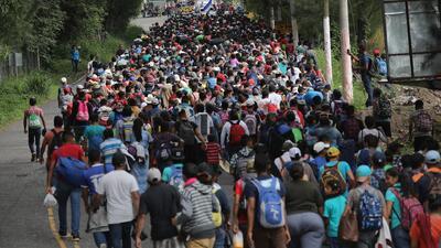 Líderes políticos en Nueva York reaccionan ante advertencias de Trump sobre la caravana de migrantes