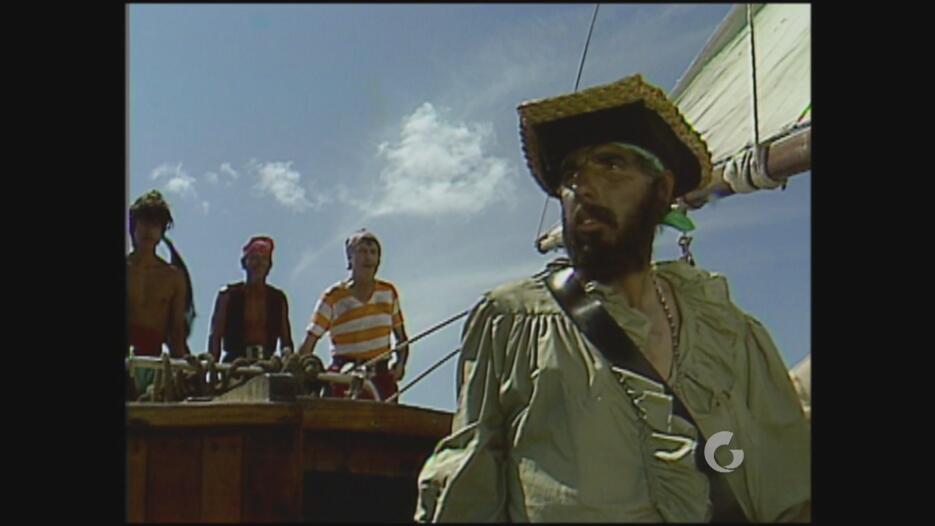 Piratas villanos Chapulín Colorado Galavisión