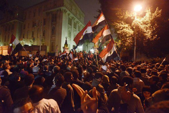 La tensión entre las distintas fuerzas egipcias ha aumentado desde que M...