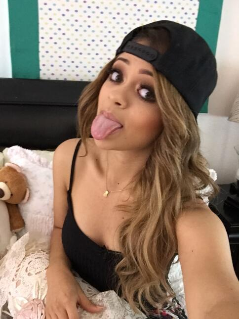 Selfie time con Danelly Hoyer