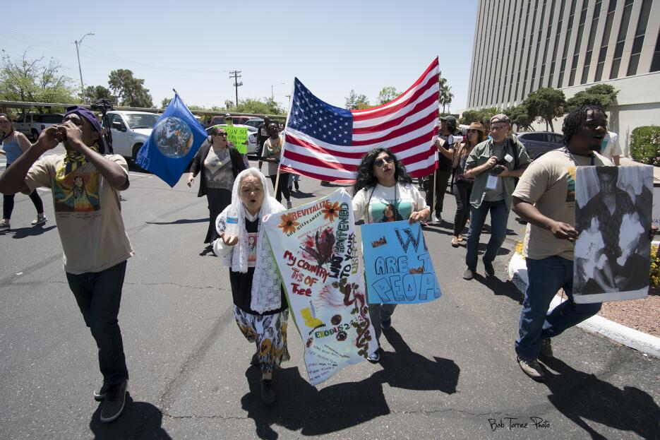 'La Caravana contra el Miedo' denuncia intimidación en Arizona _DSC0679.jpg