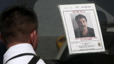 Rastrean con tecnología de punta a El Chapo