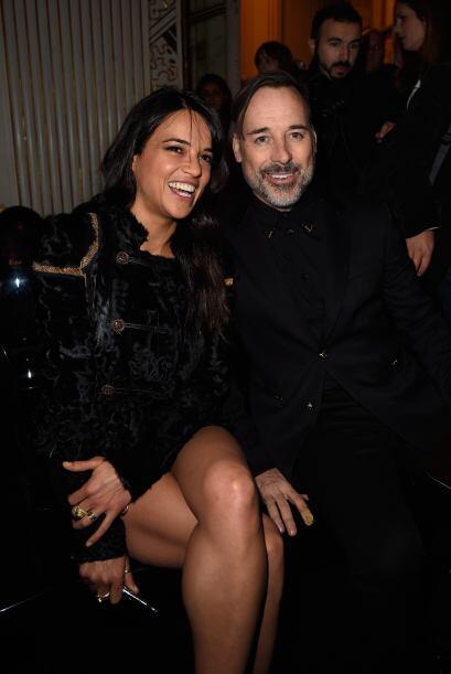 Con los años el estilo de Michelle Rodriguez ha mejorado bastante, y es...