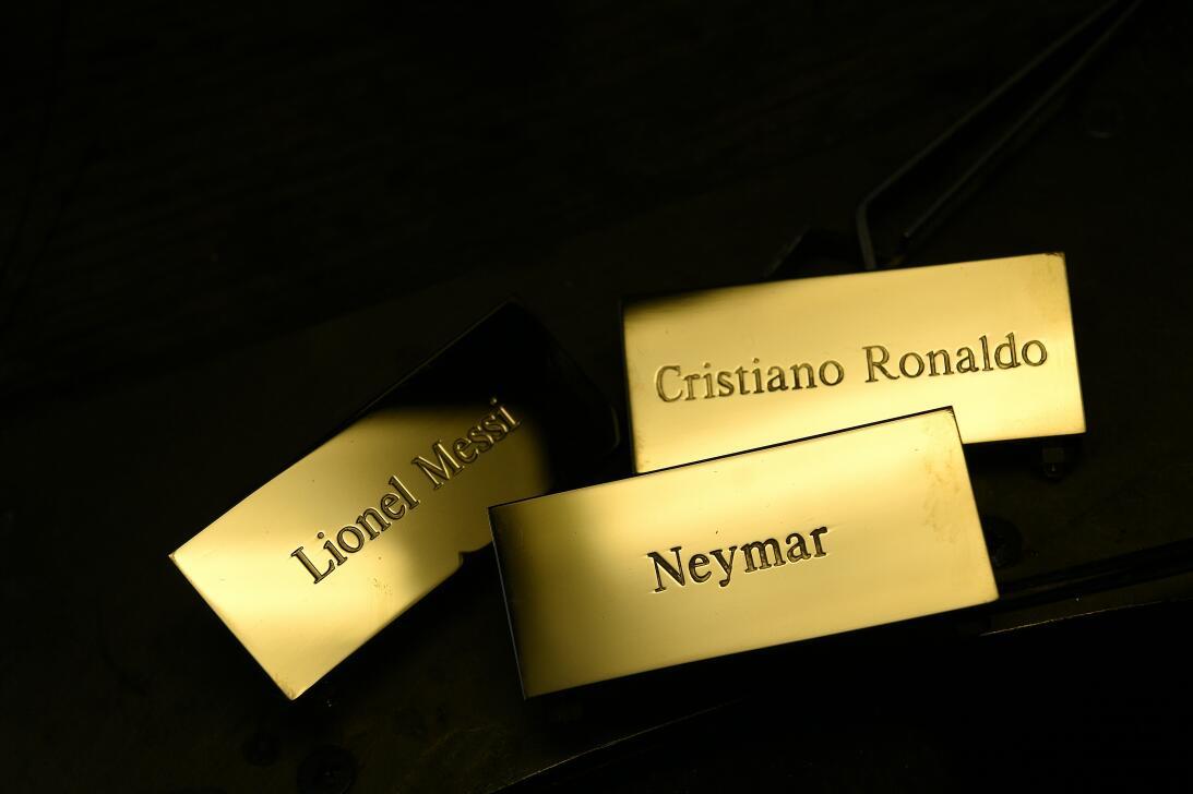 Futbolistas latinoamericanos ganadores en la historia del Balón de Oro 2...
