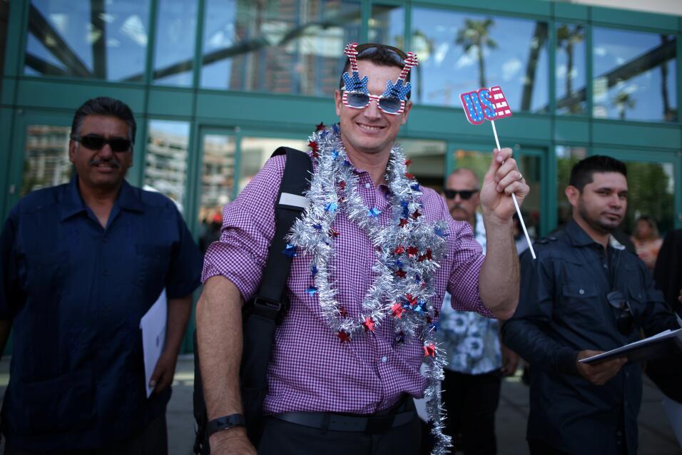 Ciudadanía Los Ángeles
