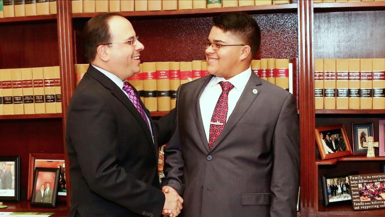David Rodríguez Vargas, ciudadano más joven en impulsar legislación en P...