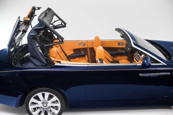 Es un V12 de 6.6 litros Twin-Turbo que desarrolla 571 caballos de potenc...