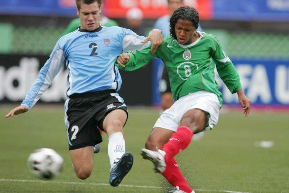 Dos Santos fue pieza fundamental del equipo que gano el Mundial Sub 17 d...