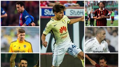 Este es el camino, Lainez: los niños maravilla que conquistaron el fútbol internacional