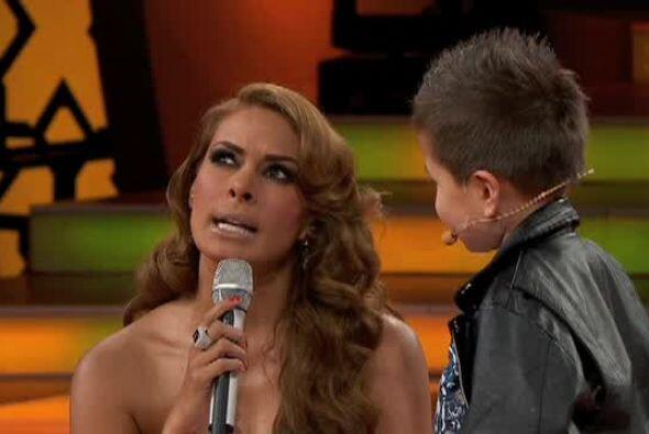 Mientras que Carlitos puso en aprietos a Gali al preguntarle por Cuauht&...