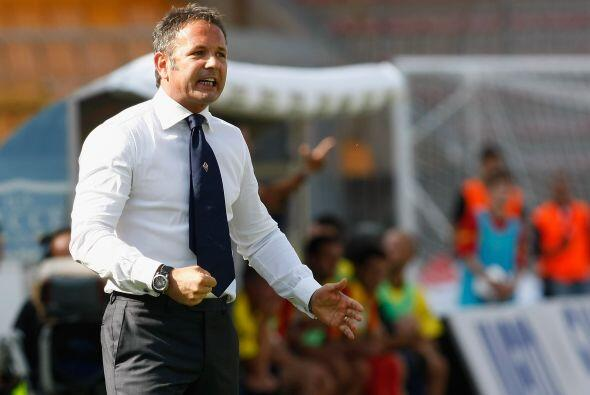 Con un gol de Michele en el minuto 9, el Lecce ganó 1-0 a la Fiorentina.