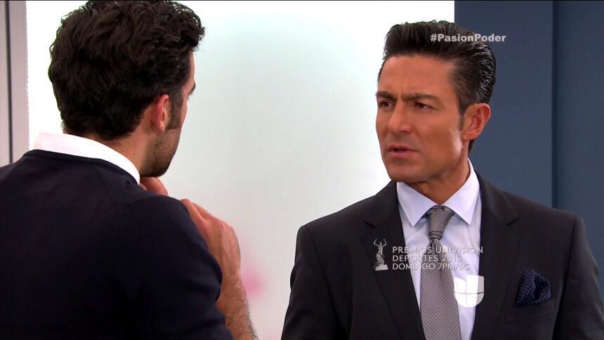 ¡David descubrió el amor entre Julia y Arturo! 7448692E86C2414DA66F962E9...