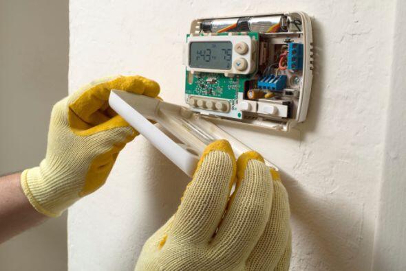 Revisa tu sistema de calefacción. Contrata a un experto para cerciorarte...