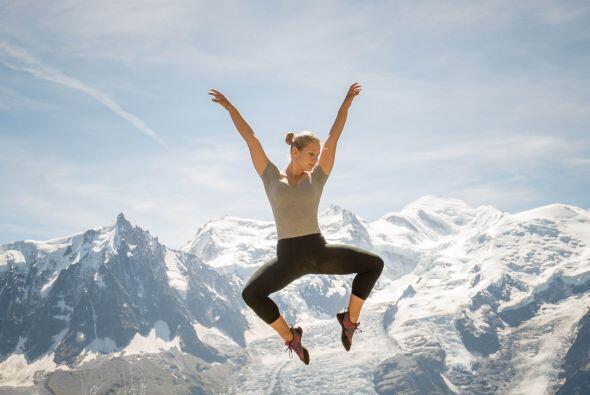 Ser bailarina requiere de constancia, precisión y mucha disciplina, las...