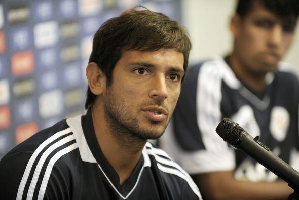 Esta lesión con el combinado paraguayo afecto al delantero quien tuvo qu...