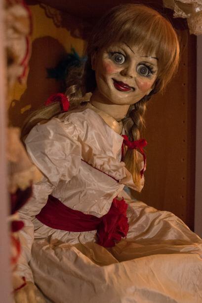 La traviesilla Annabelle ya mandó a pedir cada uno de los modelitos adap...