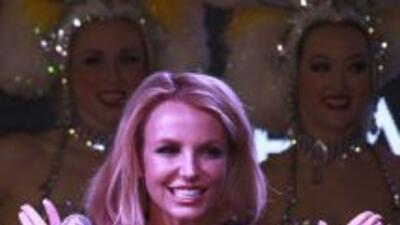 Britney también obtuvo la mayoría de votos con su video Work Bitch y su...