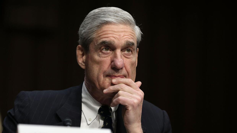 Robert Mueller, fiscal especial que conduce la investigación sobre la su...