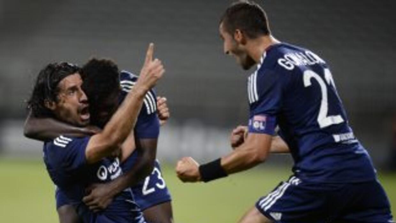 Los franceses ganaron con un gol de Milan Bisevac.