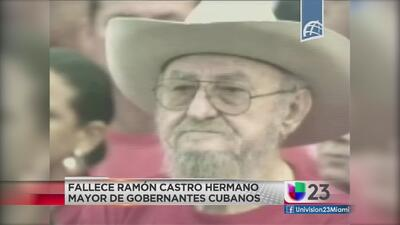 Muere a los 91 años el hermano mayor de los Castro