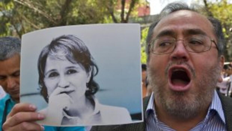 Piden quese transmita un noticiario conducido por Aristegui en elCanal...