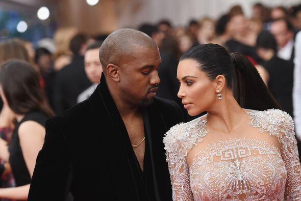 Fuentes cercanas a los Kardashian aseguran que Kim y Kanye ¡tendr&...