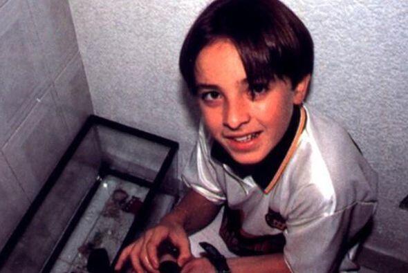 Aquí tenemos a otro niño actor que anda perdido, Martín Ricca.