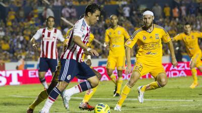 Tanto Tigres como Chivas no han sumado en el torneo.